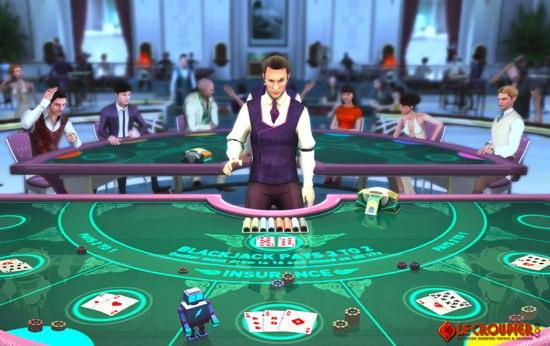 Le casino virtuel un espace de divertissement en ligne ou il est possible de jouer de l'argent
