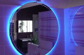 L'eclairage un bon moyen pour finir la décoration de votre salle de bain notamment en utilisant les LED