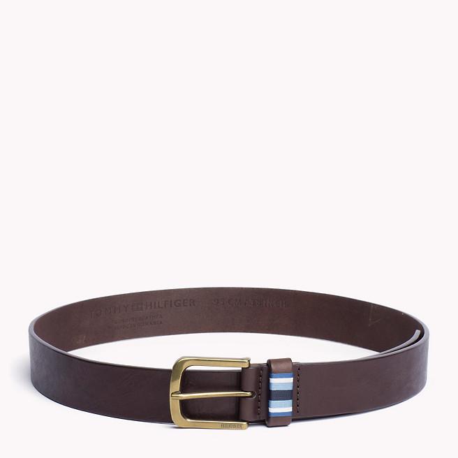 la ceinture un indispensable chez l'homme