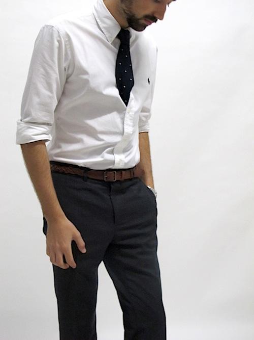 Le style d'un homme passe par sa garde robe