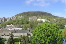 Vous ne pouvez aller à Montréal sans passer par le mont-Royal