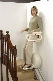 Exemple de modèle de monte escaliers debout