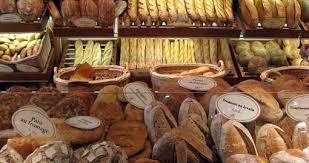 quelques bons pains de la boulangerie première moison