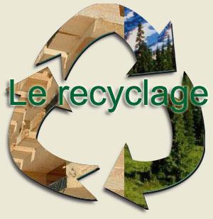 Le recyclage est un maillon important de la gestion des déchets et pour la préservation de l'environnement