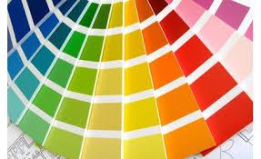 le nuancier est un bon moyen d'aide pour choisir sa couleur