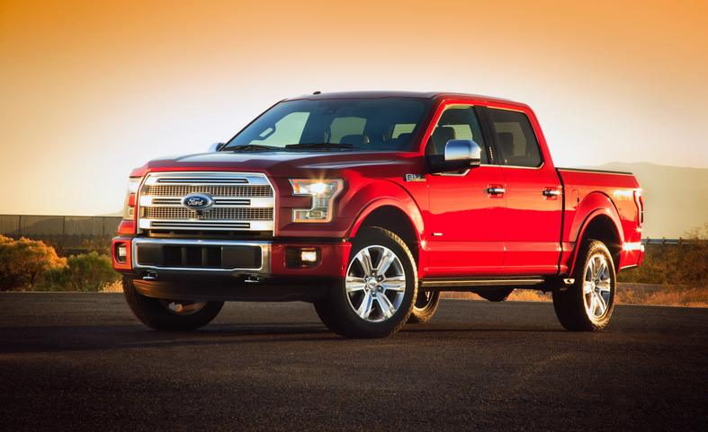 ford f-150 le pick up