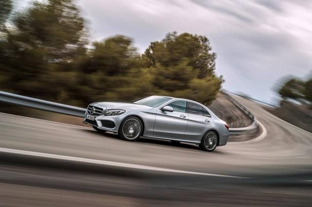 Mercedes benz class-C