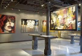 Quebec regorge de galerie d'art